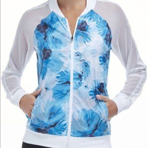 Fabletics Atlanta Tropical Bloom Jacket XL
